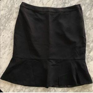 H&M Flared pencil skirt